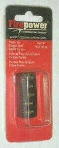 5 Victor Firepower 1423 0032 Single Flint Replacement For Oxy fuel Cutting Torch
