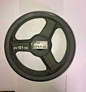00787110 Drive Pulley For Servis Rhino Agm Series Disc Mowers