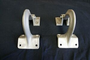 1933 1934 Trunk Hinges Pair Fit Ford