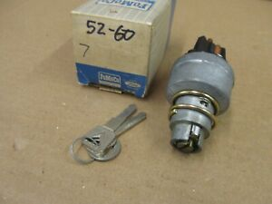 Nos 1952 1953 1954 1955 1956 1957 1958 1959 1960 Ford Ignition Switch