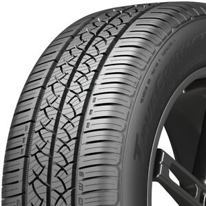 2 new 215 45r17 Continental Truecontact Tour 87v 215 45 17 All Season Tires