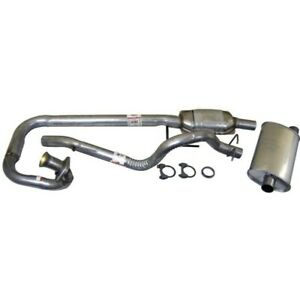 Exhaust System For Jeep Wrangler 1997 1999 36 2402