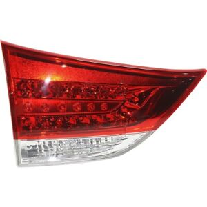 Tail Light For 2011 2012 Toyota Sienna Driver Side Inner