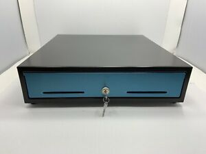 Radiant Systems Electronic Cash Drawer Cd19946 With Key New