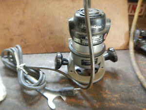 Vintage Porter Cable Rockwell Speedmatic 536 Router With 1 2 Collet