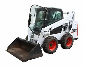 2013 Bobcat S590 Skid Steer Deluxe Package