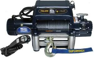Superwinch Westin Talon 12 5i 12500 Pound 12v 1612210