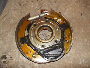 Ford 8n Tractor Original Inner Brake Assembly W Springs Band R