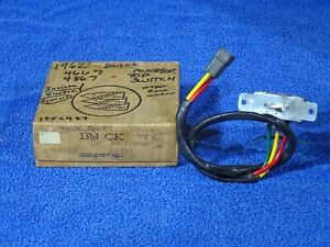 1962 Buick Invicta Wildcat Electra 225 Accessory Convertible Top Switch Nos