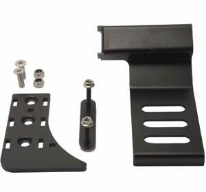 Novelbee Left Foot Rest Dead Pedal Kit Fit For 2018 Jeep Wrangler Jl Equipped