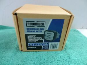 New Roughneck Mechanical Oval Gear Oil Meter 67150 1000psi 1 32qpm