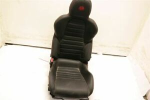 Black Driver Fr Leather Bucket Seat 68245674aa Fits 15 17 Alfa Romeo4c Coupe Oem