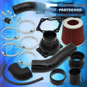 For 1991 1999 Mitsubishi 3000gt Dodge Stealth R T Cold Air Intake W Dry Filter