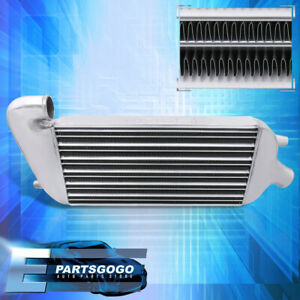 For 95 99 Mitsubishi Eclipse 4g63t Front Mount Fmic Turbo Intercooler Tube Fin