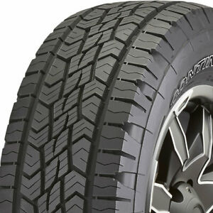 1 new 245 65r17 Continental Terraincontact At 107t 245 65 17 All Terrain Tires