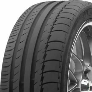 4 New 265 40zr17 Michelin Pilot Sport Ps2 96y 265 40 17 Performance Tires
