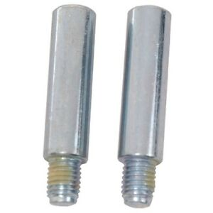 18k103 Ac Delco Set Of 2 Brake Caliper Bolts Front Or Rear New For Mercedes Pair