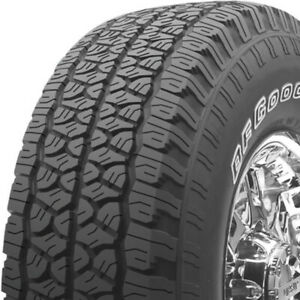 2 New Lt265 70r17 Bfgoodrich Rugged Trail T A 121r 265 70 17 All Terrain Tires