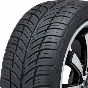 2 new 235 45zr17 xl Bfgoodrich G force Comp 2 A s 97w 235 45 17 Tires