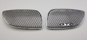 2004 2006 Pontiac Gto Kidney Reproduction Grilles Grills 04 06 Inserts Chrome