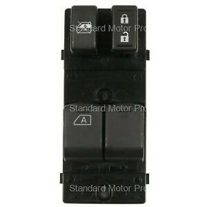 Dws 535 Power Window Switch Front Driver Left Side New Black Lh Hand For Nissan