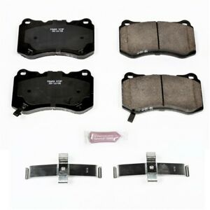 Z23 1049 Powerstop Brake Pad Sets 2 Wheel Set Front New For Acura Tl 2004 2008