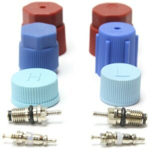 26783 4 Seasons Four Seasons A C System Valve Core Kit New For Suburban Savana