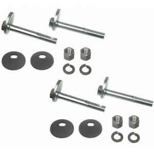 Set Mok8243a Moog 2 Corner Set Camber And Alignment Kits Front Or Rear Upper New