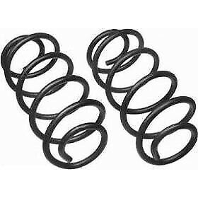 6321 Moog Coil Springs Set Of 2 Rear New For Chevy Olds Coupe Sedan Pontiac Pair