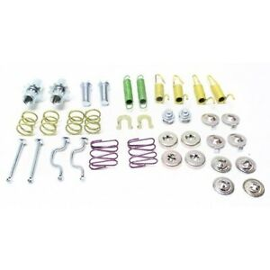 118 44029 Centric Brake Hardware Kit Rear New Coupe Sedan For Toyota Camry Es300