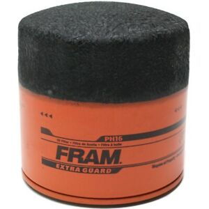 Ph16 Fram Oil Filter New For Defender Truck Jeep Wrangler Grand Cherokee Camry