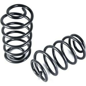 5118 Belltech Set Of 2 Lowering Springs Rear New For Chevy Olds Cutlass Pair