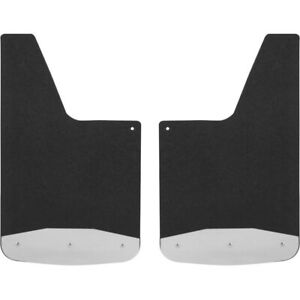 250937 Luverne Set Of 2 Mud Flaps Rear New For Ram 1500 2019 Pair