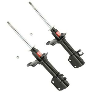 Set ky232025 Kyb Shock Absorber And Strut Assemblies Set Of 2 New For Chevy Pair