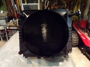 Mep 803a Military Diesel Oem Radiator free Shipping