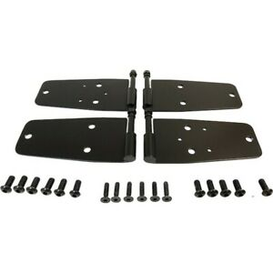 Rt34093 Rt Off road Door Hinges Set Of 4 Front New For Jeep Wrangler Cj7 Cj5