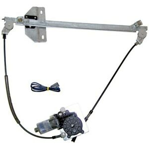 4673513 Window Regulator Front Driver Left Side New For Town And Country Dodge