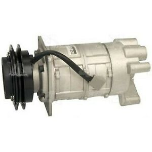 58098 4 seasons Four seasons A c Ac Compressor New For Chevy Express Van Coupe