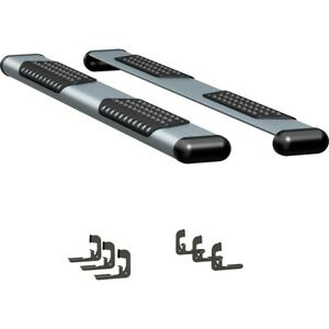 583078 571443 Luverne Set Of 2 Running Boards New For Chevy Silverado 1500 Pair