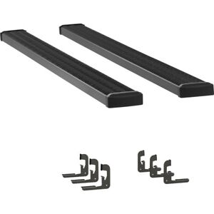 415078 401443 Luverne Set Of 2 Running Boards New For Chevy Silverado 1500 Pair