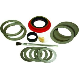 Mk Gm12p Yukon Gear Axle Ring And Pinion Installation Kit Rear New For Chevy