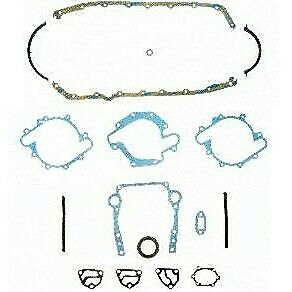 Cs8171 2 Felpro Lower Engine Gasket Sets Set New For Chevy Olds Le Sabre Cutlass