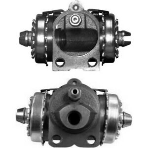 Set ce134 66032 Centric Wheel Cylinders Set Of 2 Front Rear Driver Left Pair