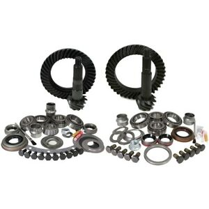 Ygk001 Yukon Gear Axle Ring And Pinion Front Rear New For Jeep Wrangler 87 95