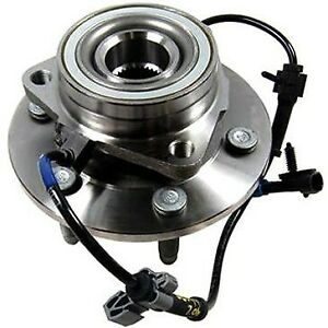 402 66000 Centric Wheel Hub Front Driver Or Passenger Side New 4wd 4x4 For Chevy