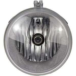 923 801 Dorman Fog Light Lamp Front Driver Or Passenger Side New Rh Lh For Jeep