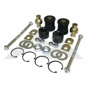 Rt21016 Rt Off road Control Arm Bushing Kit Front Or Rear New For Jeep Wrangler