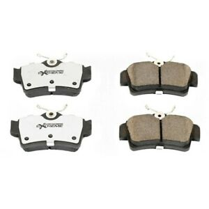 Z26 627a Powerstop Brake Pad Sets 2 Wheel Set Rear New For Ford Mustang