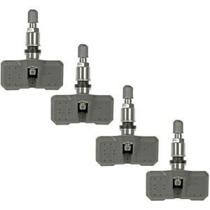 Set Rb974043 4 Dorman Tpms Sensors Set Of 4 New For Mercedes Town And Country