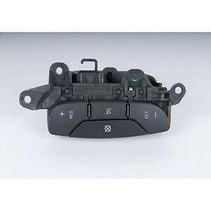 15824108 Ac Delco Cruise Control Switch Driver Left Side New For Chevy Suburban